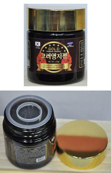 Cao Linh Chi Đỏ Youngji Hộp Gỗ Đen Hàn Quốc L029 4