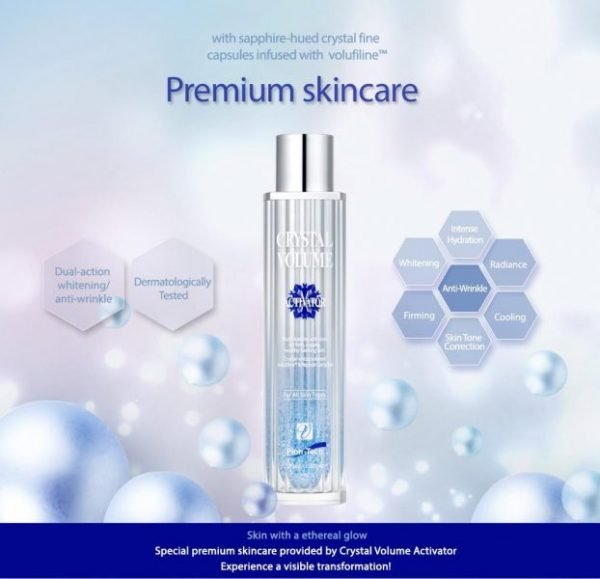 Crystal Volume Activator All In One