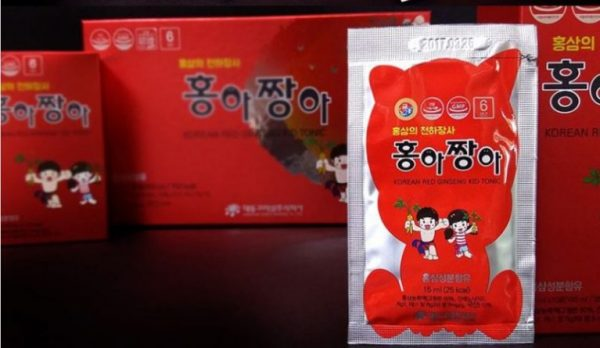 Hồng sâm baby Daedong – Korean Red Ginseng Kid Tonic 3 | Hồng sâm baby Daedong – Korean Red Ginseng Kid Tonic 3