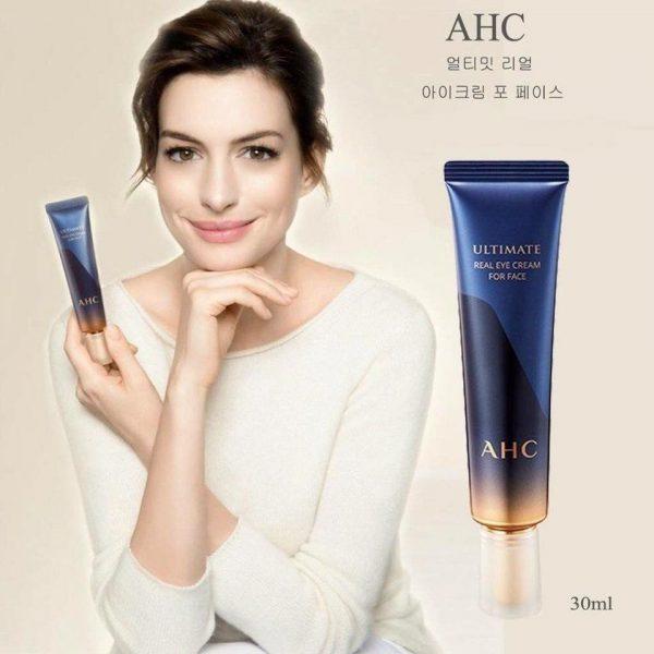 Kem dưỡng mắt AHC Ultimate Real Eye Cream | Kem dưỡng mắt AHC Ultimate Real Eye Cream