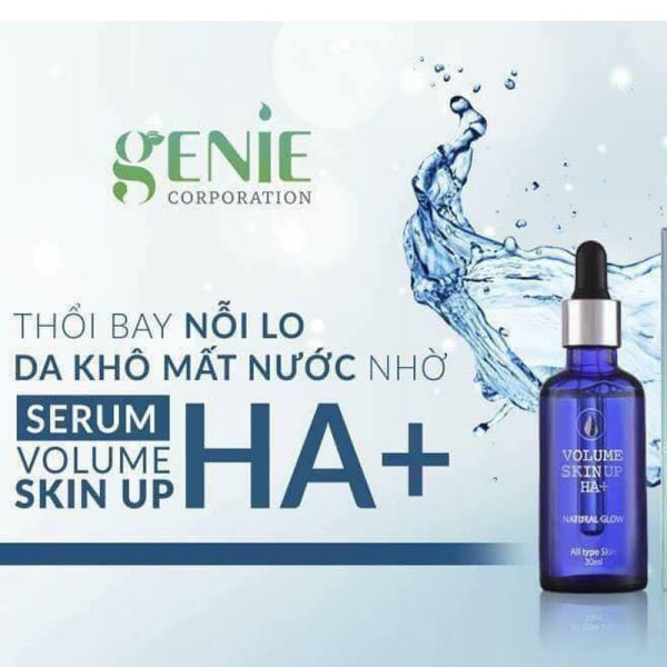 Serum Florami Volume Skin Up Ha genie 5 | Serum Florami Volume Skin Up Ha genie 5