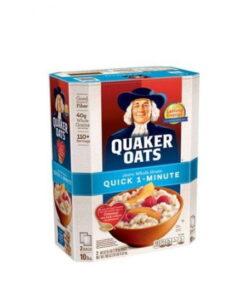 Yến Mạch Quaker 3 | Yến Mạch Quaker 3
