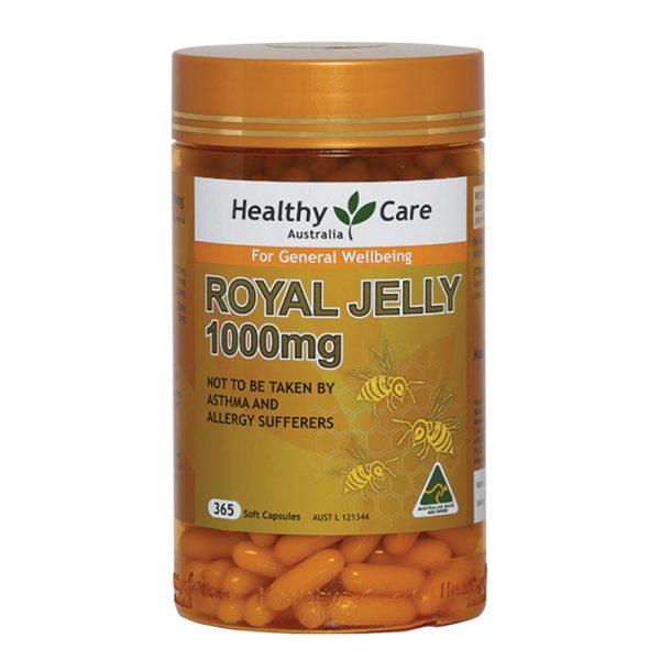 tghn sua ong chua healthy care royal jelly | tghn sua ong chua healthy care royal jelly
