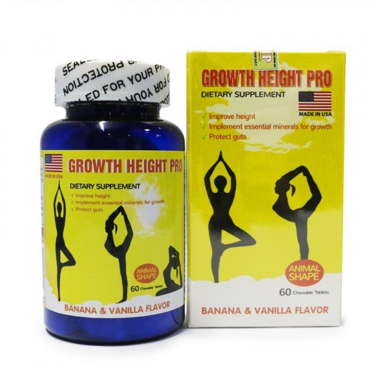 Growth Height Pro 1