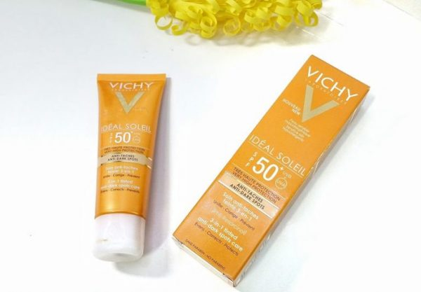 kem chong nang ngan ngua sam da vichy ideal soleil anti dark spot 3in1 des | kem chong nang ngan ngua sam da vichy ideal soleil anti dark spot 3in1 des