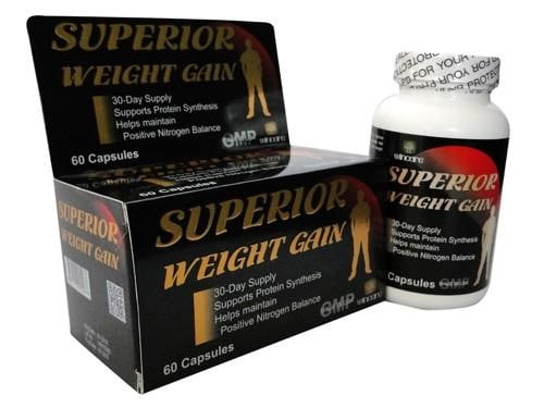superior weight gain | superior weight gain
