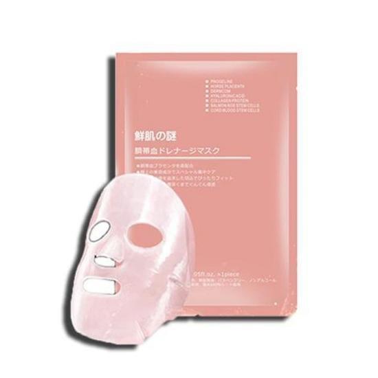 Mặt nạ nhau thai tế bào gốc Rwine Beauty Stem Cell Placenta Mask Nhật Bản | Mặt nạ nhau thai tế bào gốc Rwine Beauty Stem Cell Placenta Mask Nhật Bản