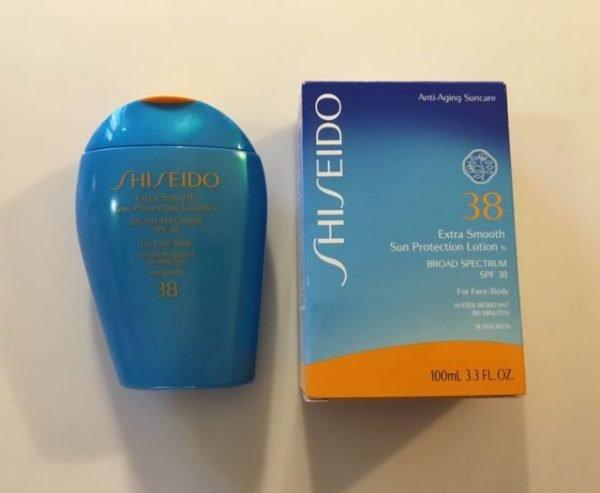 Shiseido Extra Smooth Sun Protection Cream SPF 38 | Shiseido Extra Smooth Sun Protection Cream SPF 38