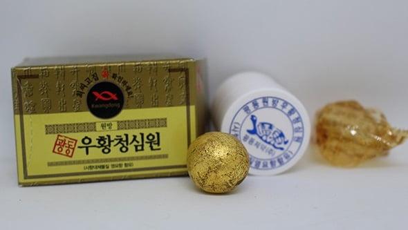 An Cung Hoàng Hoàn Nội Địa Hàn Quốc Kwangdong Hộp Vàng Mẫu Mới 2