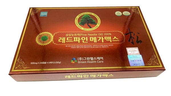 Tinh dầu thông đỏ Samsung | Tinh dầu thông đỏ Samsung