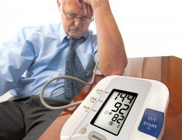 người huyết áp cao