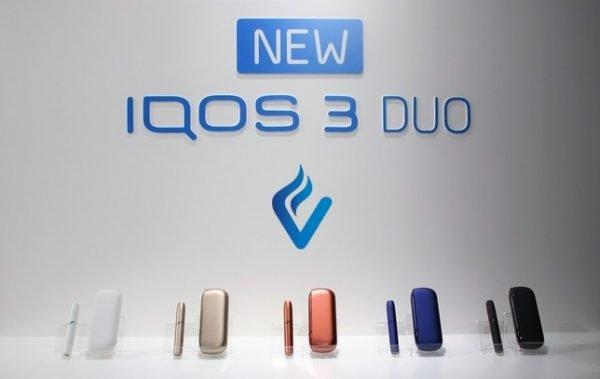 Máy iqos 3 Duo Nhật 2 | Máy iqos 3 Duo Nhật 2