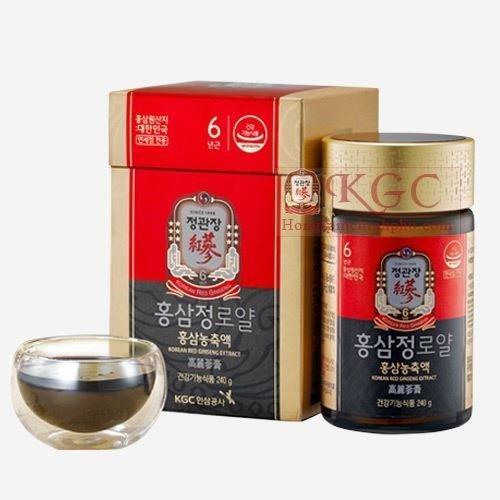 Cao Hồng Sâm KGC Plus một sản phẩm nổi tiếng của Hàn Quốc | Cao Hồng Sâm KGC Plus một sản phẩm nổi tiếng của Hàn Quốc
