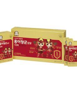 Nước hồng sâm Baby KGC sản xuất tại Hàn Quốc | Nước hồng sâm Baby KGC sản xuất tại Hàn Quốc