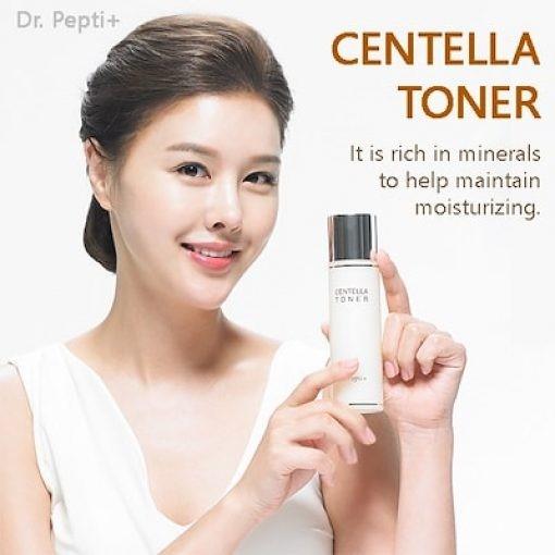 Nước hoa hồng Centella phù hợp với mọi loại da
