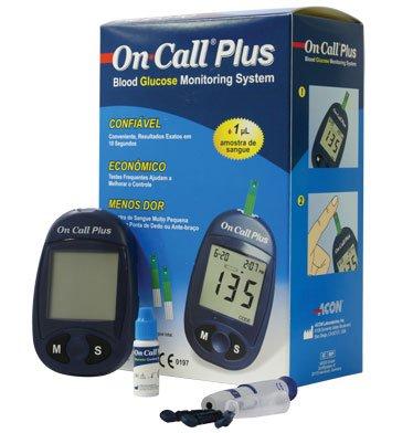 Máy đo đường huyết On Call Plus | Máy đo đường huyết On Call Plus