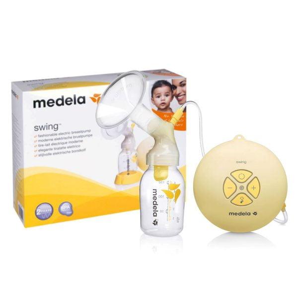 Máy hút sữa Medela Swing được thiết kế hiện đại | Máy hút sữa Medela Swing được thiết kế hiện đại