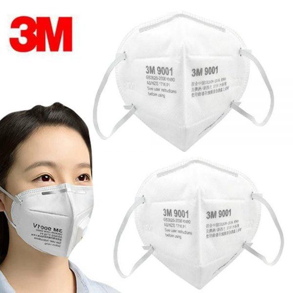 3M N95 8210 cho khả năng chống khuẩn bụi mịn cực kỳ tốt