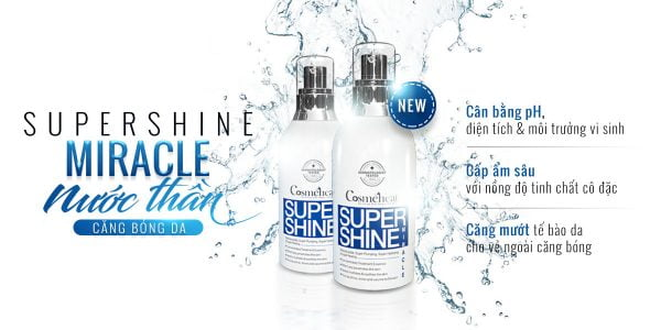 CosmeHeal Supershine Miracle | CosmeHeal Supershine Miracle