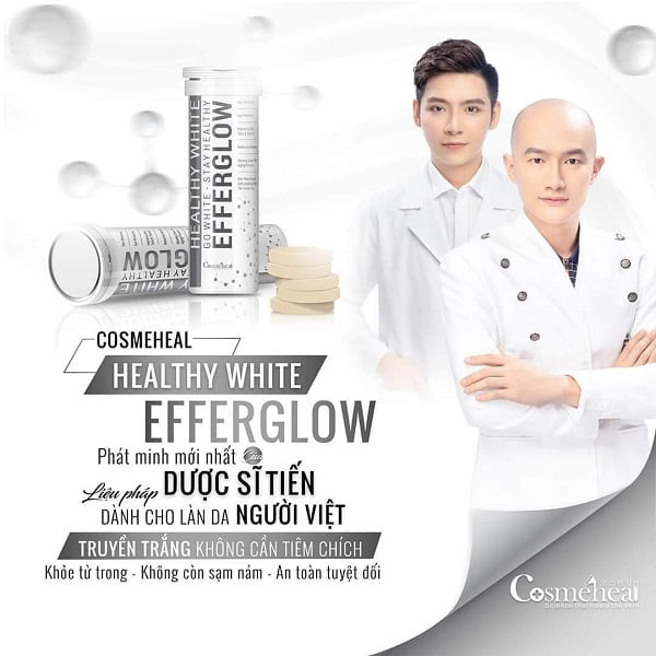 Healthy White Efferglow Cosmeheal
