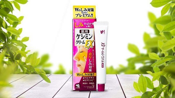Kem Trị Nám Trắng Da Kobayashi Keshimin Cream 1 | Kem Trị Nám Trắng Da Kobayashi Keshimin Cream 1