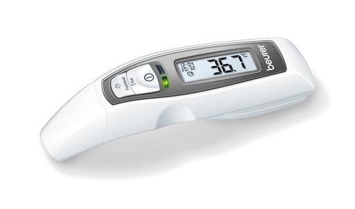 Sản phẩm đo được độ C độ F và có thể chuyển đổi dễ dàng