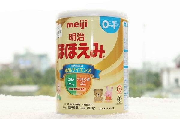 Với các dưỡng chất thiết yếu cùng hương vị thơm ngon sữa bột Meiji được xem là tốt như sữa mẹ | Với các dưỡng chất thiết yếu cùng hương vị thơm ngon sữa bột Meiji được xem là tốt như sữa mẹ