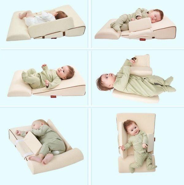 Babieskey có các phụ kiện chèn có thể tháo rời để sử dụng tùy vào các hoạt động của bé
