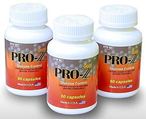 Pro Z Gold Glucose Control | Pro Z Gold Glucose Control