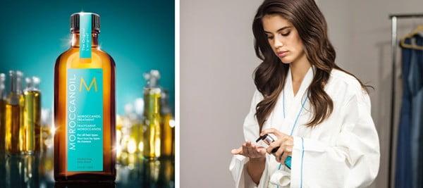 Tinh dầu dưỡng tóc Moroccanoil mang đến công dụng tuyệt vời cho mái tóc | Tinh dầu dưỡng tóc Moroccanoil mang đến công dụng tuyệt vời cho mái tóc