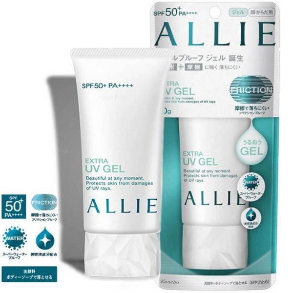 kanebo allie extra uv gel | kanebo allie extra uv gel