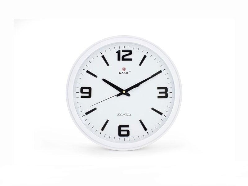 Đồng hồ treo tường Kashi có giá cả vô cùng phải chăng 1