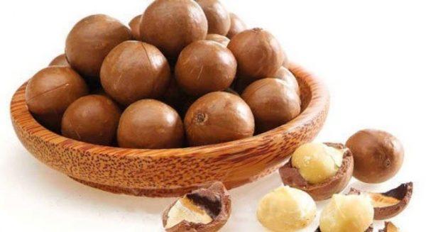 Hạt Macca có mùi rất thơm rất bùi và ngon | Hạt Macca có mùi rất thơm rất bùi và ngon