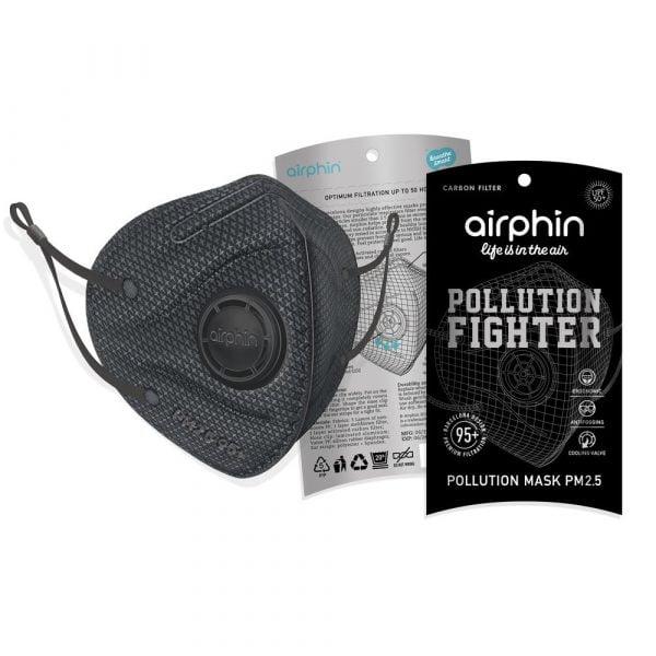 Khẩu trang Airphin chống bụi mịn PM2.5