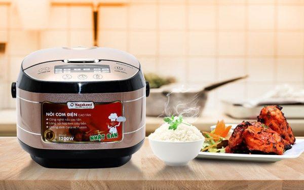 Nồi cơm điện cao tần sử dụng công nghệ Induction Heating để nấu cơm ngon hơn