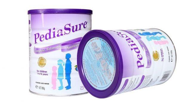 Sữa Pediasure không thể sử dụng cho trẻ em dưới 1 tuổi | Sữa Pediasure không thể sử dụng cho trẻ em dưới 1 tuổi
