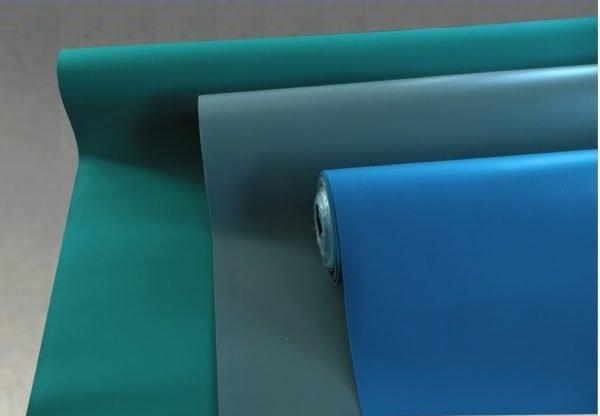 Thảm cao su chống tĩnh điện Vina được làm bằng cao su 2 lớp | Thảm cao su chống tĩnh điện Vina được làm bằng cao su 2 lớp