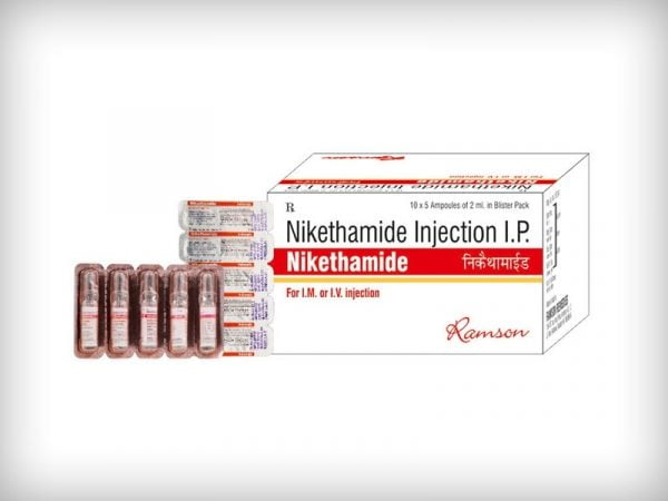 Thuốc Nikethamid là một loại thuốc an thần có liều lượng khá nặng | Thuốc Nikethamid là một loại thuốc an thần có liều lượng khá nặng