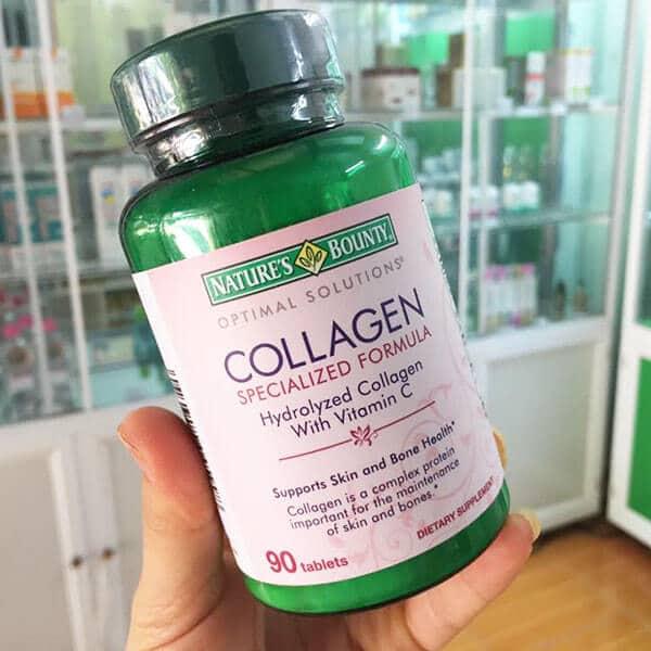 vien uong collagen nga