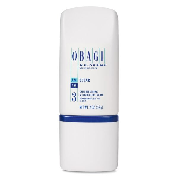 Obagi Nu derm Clear so 3 with Hydroquinone
