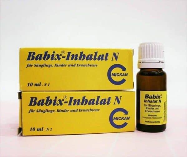 Babix Inhalat N 10ml 1