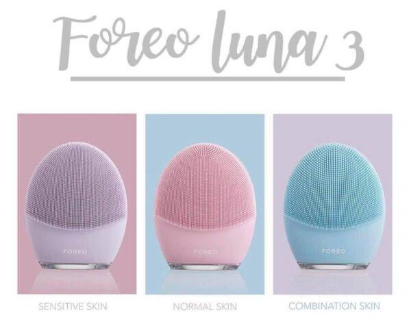 may rua mat Foreo Luna 3 5